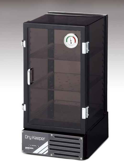 DryKeeper 自动C型干燥箱 C-3BS 遮光(电解法原理)