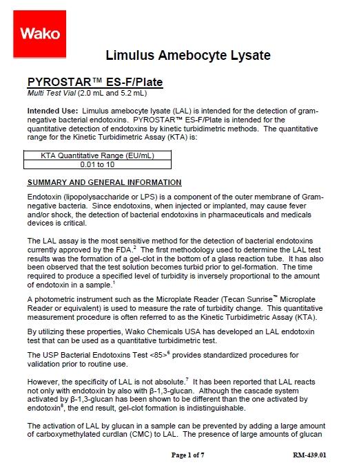 PYROSTAR™ ES-F/Plate