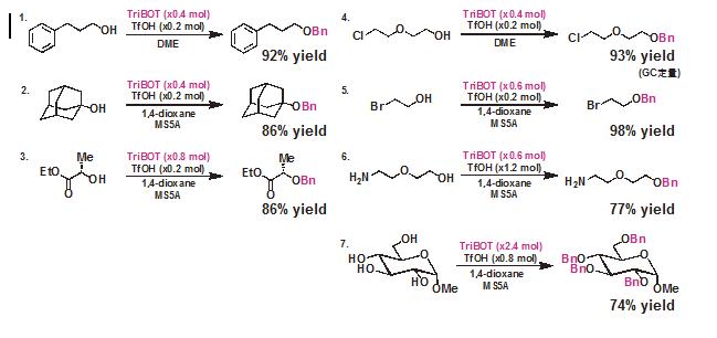 2,4,6-三苄氧基-1,3,5-三嗪